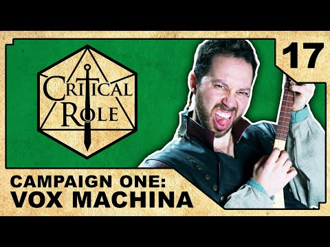 Episode 17 of Critical Role is finally here! If you want to watch episode 18, go to: http://geekandsundry.com/critical-role-episode-18/ Parting ways with their ...