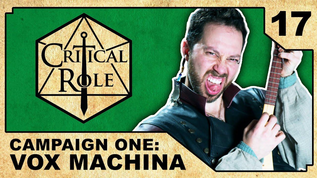 Download Hubris   Critical Role: VOX MACHINA   Episode 17