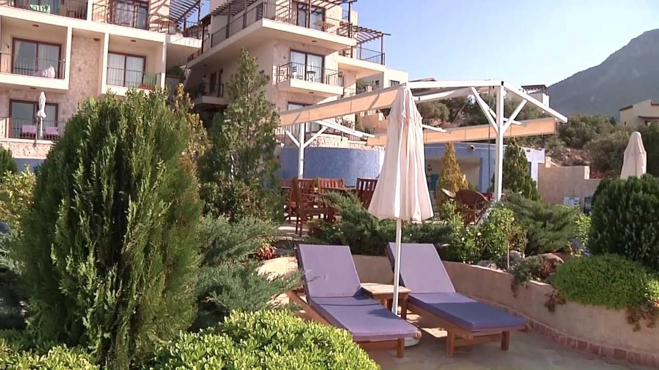 Elvina Apartments Kalkan