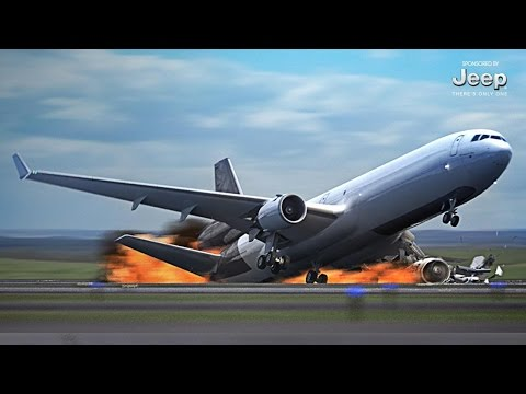 Air Crash Investigation American  Airlines Flight 587  Disaster on the Potomac HD Doc