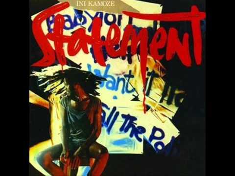 Ini Kamoze - Statement (1984) Full Album