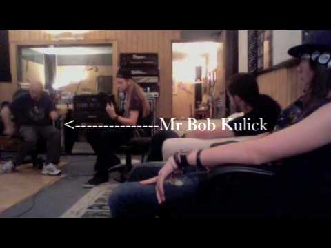 Vise - I am the one video - Produced by Bob Kulick...