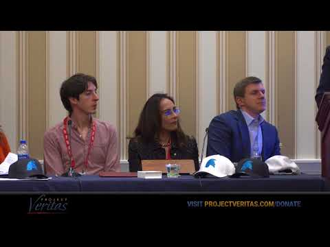 Suppression of Conservative Views Panel - James O'Keefe, James Damore - CPAC 2018