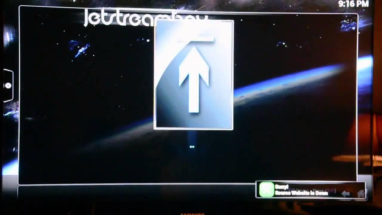 Jetstream box