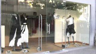 ベルギー;アントワープ旅行:ファッションサーブ