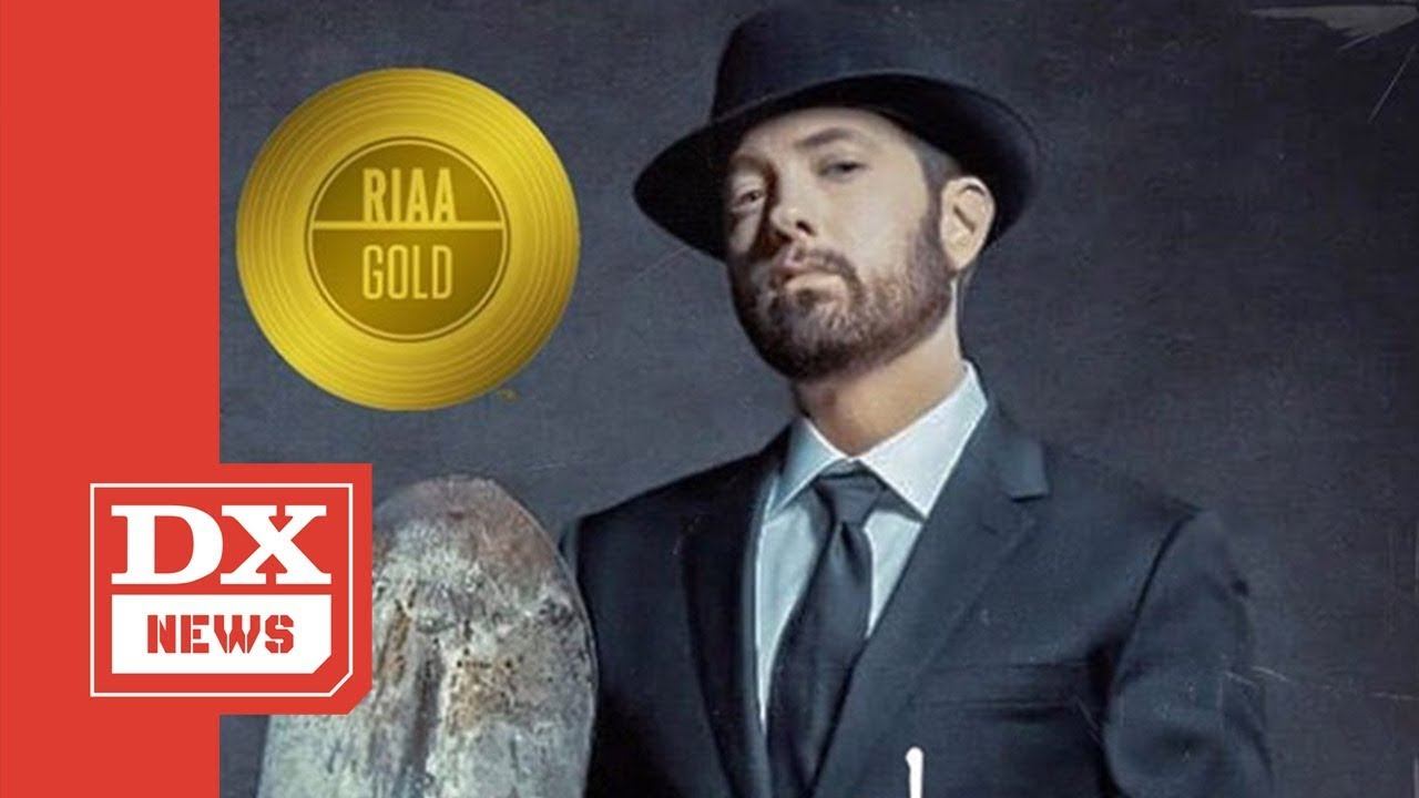 Eminem's 'Music To Be Murdered By' Album Certified Gold