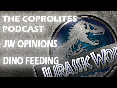 The Coprolites Podcast: Episode 1: Jurassic World