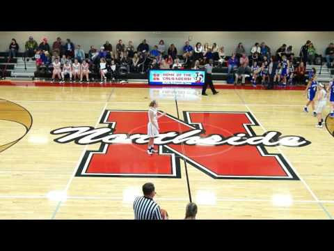 NCA vs Calhoun Academy 1 10 17