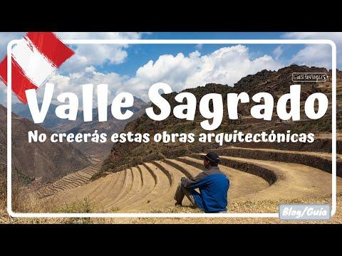 EL VALLE SAGRADO DE LOS INCAS, ¡Espectacular! - Perú #21 Luisitoviajero