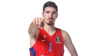 Turkish Airlines EuroLeague Round 25 MVP: Nando De Colo, CSKA Moscow