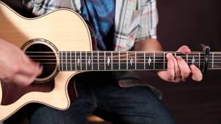 """How To Play John Mayer """"XO"""" (Beyonce Cover) Guitar Lesson How To Play On Guitar Tutorial"""