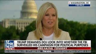The Story with Martha MacCallum 5/21/18 | Fox News Today May 21,2018