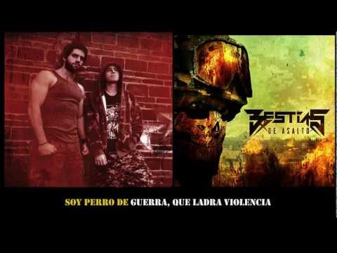 Bestias De Asalto - M-60  -  With lyrics Con letra
