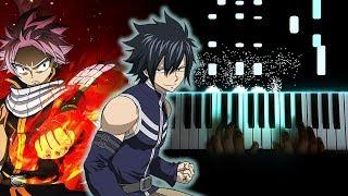Fairy Tail Final Series Op Opening 23 Quot Power Of The Dream Quot Lol Piano