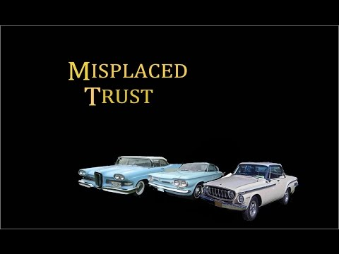 01 08 17 thebridgeumc phx   MISPLACED TRUST