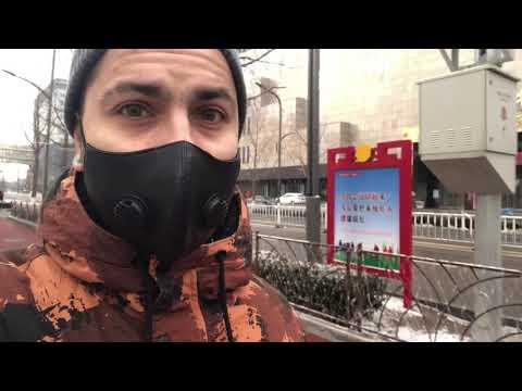 Коронавирус в Пекине | Только правда: пустые улицы, карантин и продукты | Дэвид Луцык