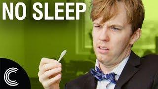 Sleep-Deprived Job Interview