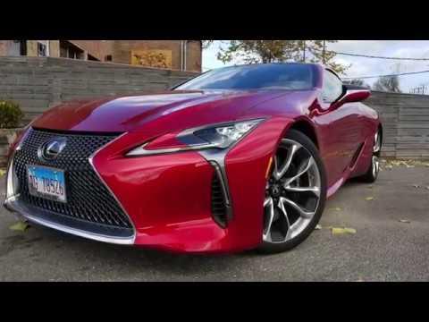 2018 Lexus LC500: свет, камера, мотор, начали!