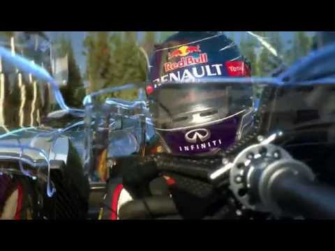 #Video - F1 CGI Spielberg Race Track Introduction 2014