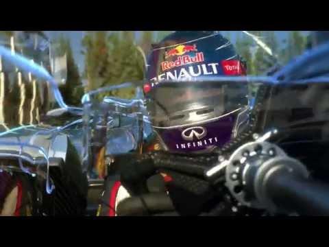 #Video - F1 CGI Spielberg Race Track Introduction 2014