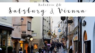 Путешествие по Австрии || ERASMUS(Here I would like to say