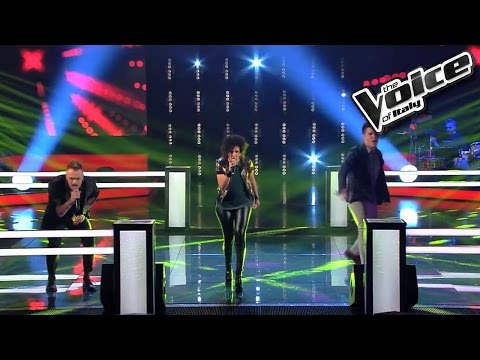 Borgese - Soffiani - Palmieri: Livin'on A Prayer | The Voice Of Italy 2016: Battle