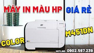 Máy in màu HP Laserjet Pro 400…