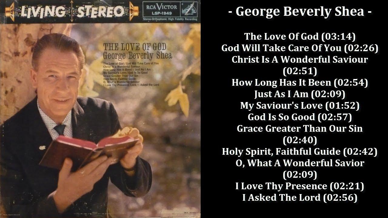 George Beverly Shea - The Love Of God (1959)