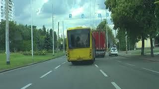 Уроки вождения Киев 24