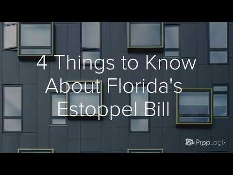 Florida Estoppel Law: The Good, The Bad, and The Ugly