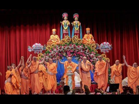 Guruhari Darshan 13-14 Sep 2017, Edison and Robbinsville, NJ, USA