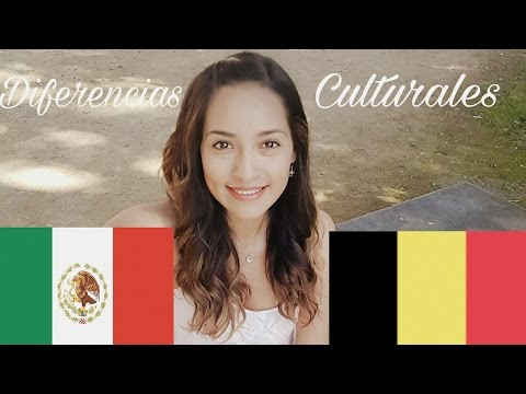 Choque cultural de una Mexicana en Bélgica