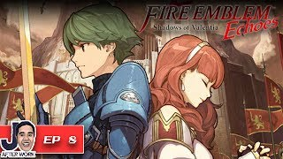 Southern Outpost Interior - Fire Emblem Echoes: Shadows of Valentia Walkthrough - Part 8
