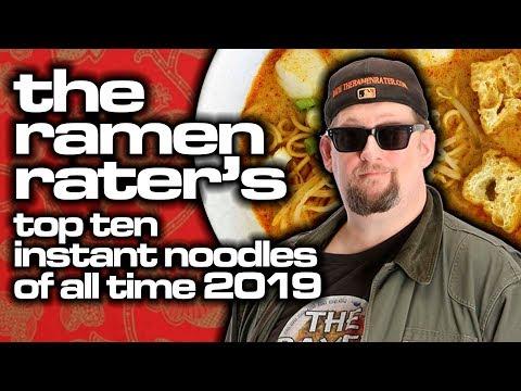 Top Ten Best Instant Noodles 2019 - The Ramen Rater