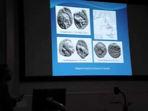 Dr. Richard Hobbs 'Coins and Mediterranean connections in early Pompeii'