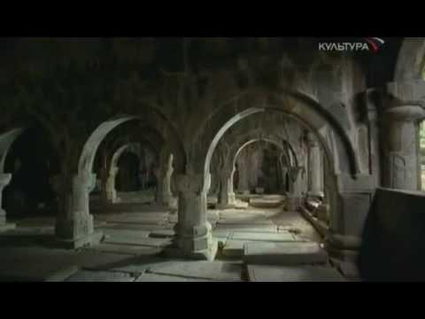 Монастыри Ахпат и  Санаин. Непохожие Братья