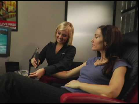 Freedom Laser Therapy Quit Smoking Procedure