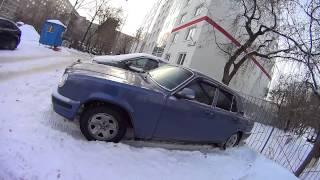 Обзор ГАЗ 31105 часть 2