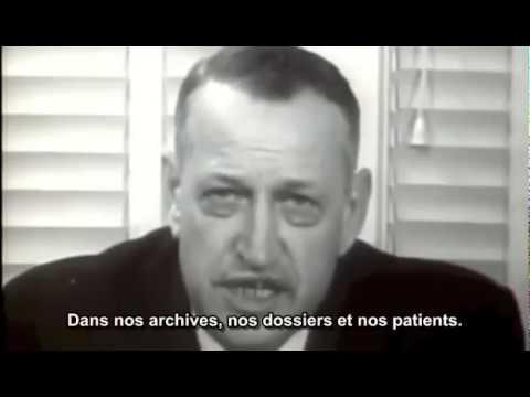 Cancer: les traitments inconnus ou interdits (3/3). Histoire de Harry Hoxsey