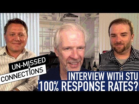 Contact Marketing and Achieving 100% Response Rates! Interview with Stu Heinecke