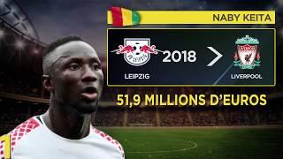 Top 10 des transferts africains les plus chers de l'histoire