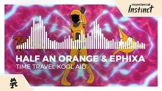 Half an Orange & Ephixa - Time Travel Kool Aid [Monstercat Official Music Video]