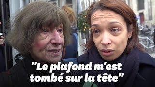 Baixar Des habitantes témoignent de la violence de l'explosion à Paris