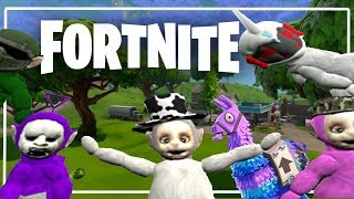 Slendytubbies En Fortnite | [GMOD]