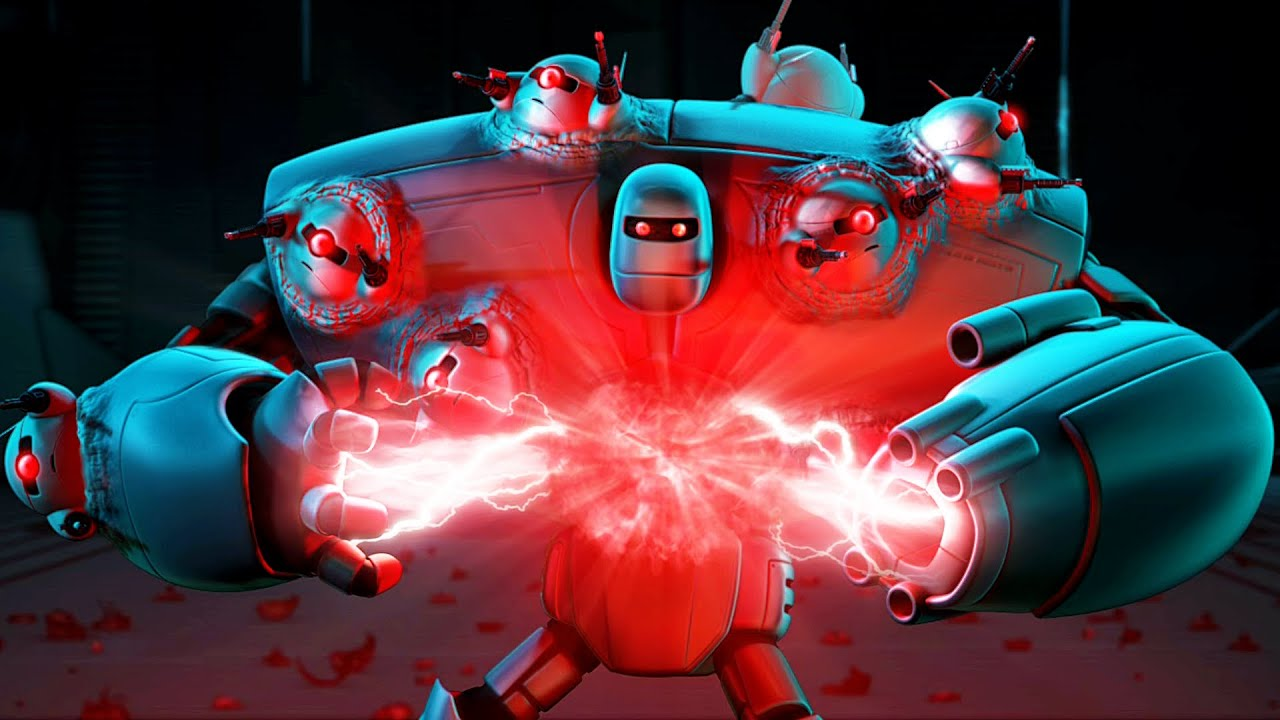 "Download ASTRO BOY Clip - ""Red Core Energy"" (2009)"