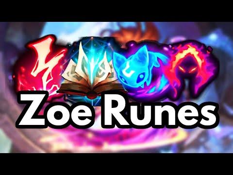 Zoe Runes Season 10