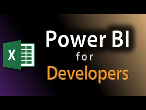 Excel Power BI Intro for Developers
