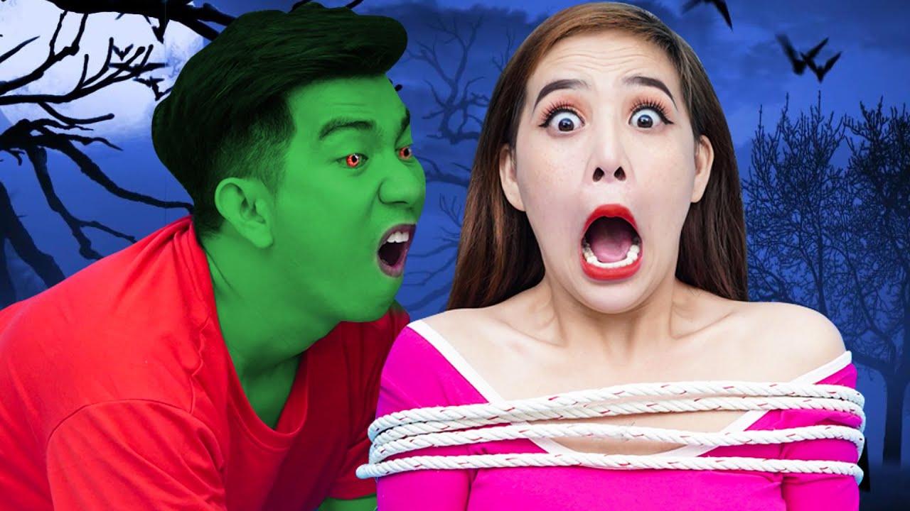 Funny Ghost Pranks! 17 Scary Zombie Pranks On Friends  Funny & Spooky Pranks  DIY Prank Wars