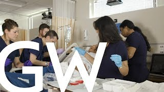 Accelerated Bachelor of Science in Nursing Program at GW Nursing