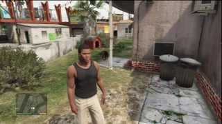 GTA V Gameplay - Franklin